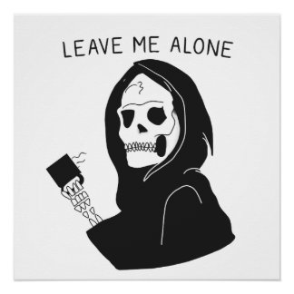 Leave Me Alone Poster