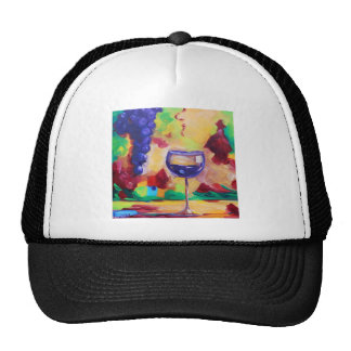 Leave me and my Merlot out of it. Trucker Hat