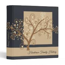 Leave No Stone Unturned Genealogy 3 Ring Binder