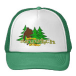 Leave Squatch Alone! Trucker Hat