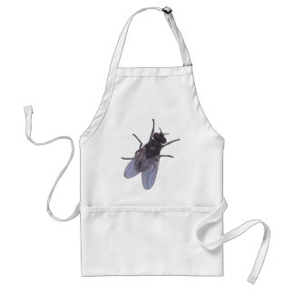 Leave the Fly Alone Apron
