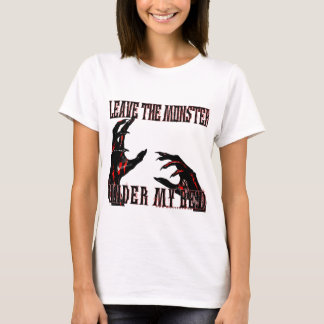 Leave The Monster-Winter's Wrath T-Shirt