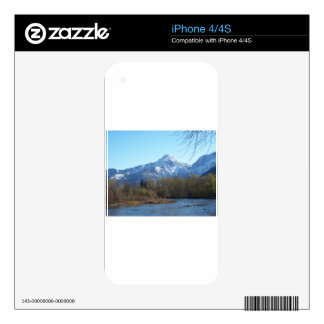 Leavenworth Decal For The iPhone 4