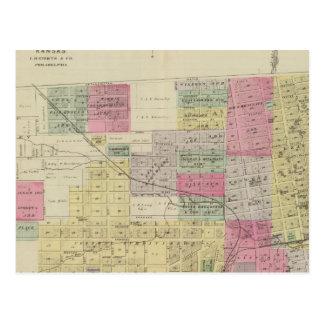Leavenworth del norte, Kansas Tarjetas Postales