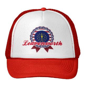 Leavenworth, IN Hat