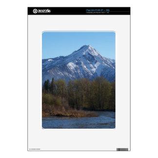Leavenworth Skin For iPad