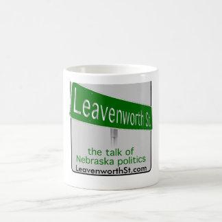 Leavenworth St. coffee mug