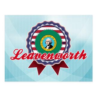 Leavenworth, WA Postcards