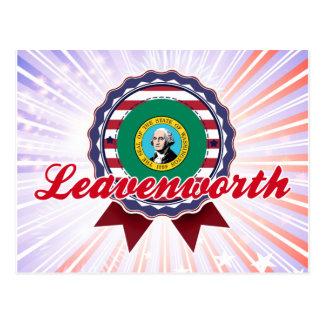 Leavenworth, WA Post Card