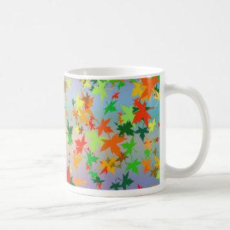 'Leaves 1' Coffee Mug