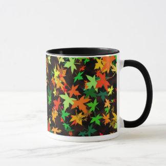 'Leaves 2' Mug
