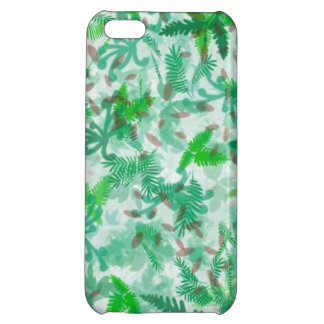 Leaves and Seeds Case Cover For iPhone 5C