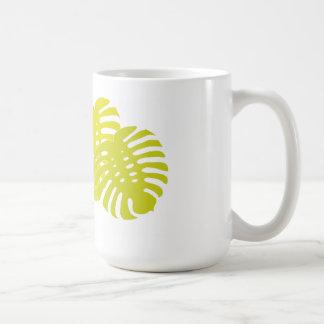 Leaves and Snail Coffee Mug