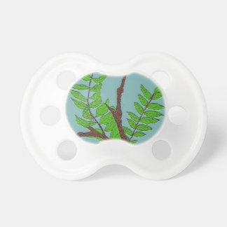 Leaves and Twigs BooginHead Pacifier