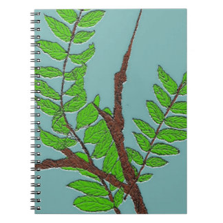 Leaves and Twigs Notebook