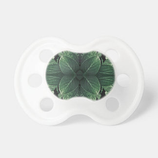 Leaves Composition Pacifiers