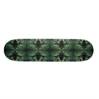 Leaves Composition Skateboard