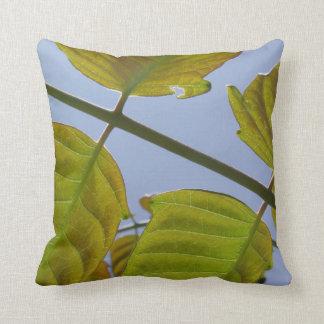 Leaves Cushion Pillow