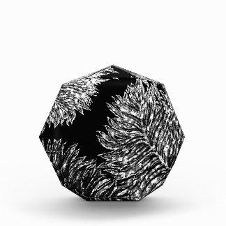 Leaves Design Black & White Award