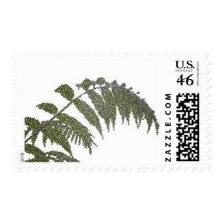 leaves digital image stamps