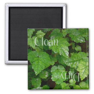 Leaves Dishwasher Magnet