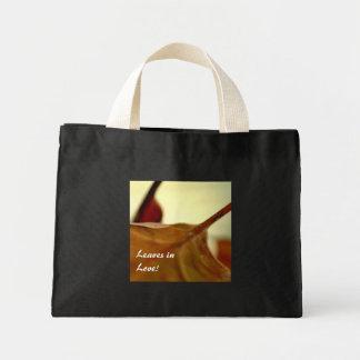 Leaves in Love! Tote Bags
