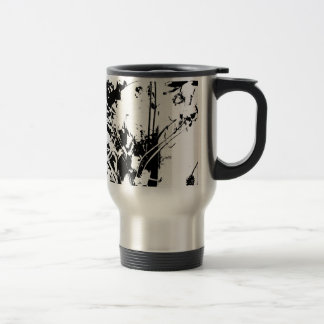 Leaves in Pen and Ink Mug