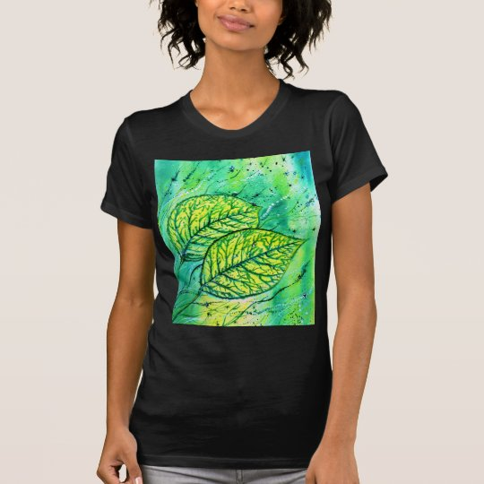 Leaves in the Rain T-Shirt