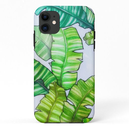 Leaves Iphone Cover