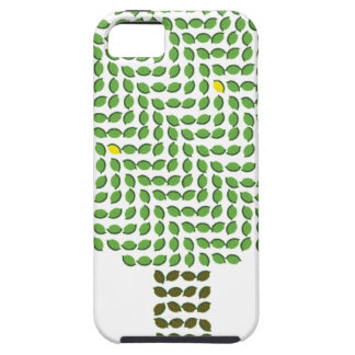 Leaves iPhone SE/5/5s Case
