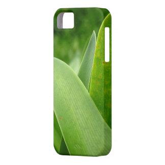 Leaves iris iPhone SE/5/5s case