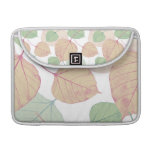 leaves MacBook pro sleeve