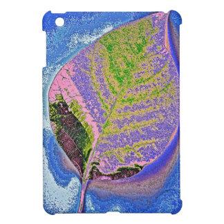 Leaves of Four Seasons | Art leaf 14 iPad Mini Covers