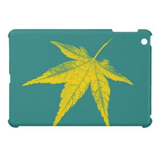 Leaves of Four Seasons | Art leaf 3 iPad Mini Cases