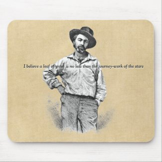 Leaves of Grass Mousepads