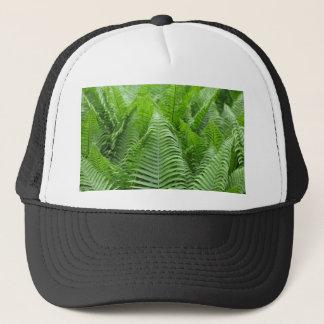 Leaves of Polystichum ferns Trucker Hat