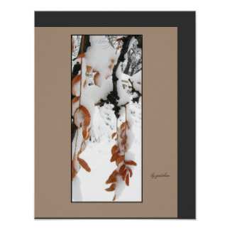 Leaves of Snow Poster