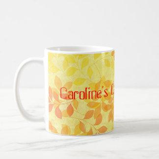 Leaves of Summer Coffee Mug