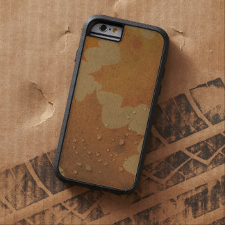 Leaves on canvas tough xtreme iPhone 6 case