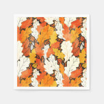 Leaves Paper Napkin