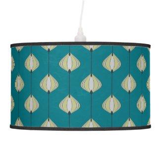 Leaves Pattern Ceiling Lamp