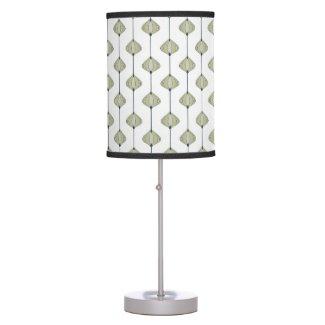 Leaves Pattern Table Lamp