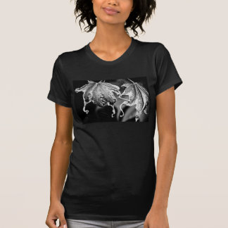 leaves play chicken T-Shirt