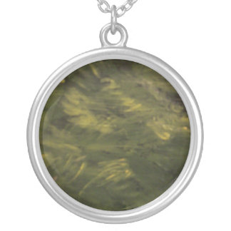 Leaves Silver Plated Necklace