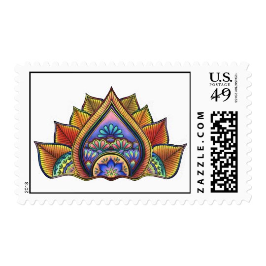 Leaves Stamps