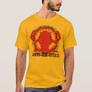 Leaves the Crusts T-Shirt