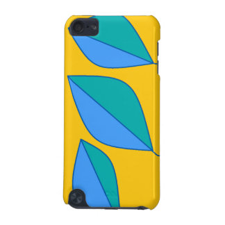 Leaves Yelliow iPod Touch 5G Cover