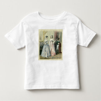 Leaving for the Ball, 1830-48 Toddler T-shirt