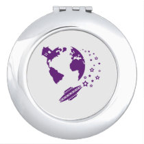 Leaving Home Compact Mirror