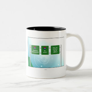 Leaving Minnesota? Coffee Mug